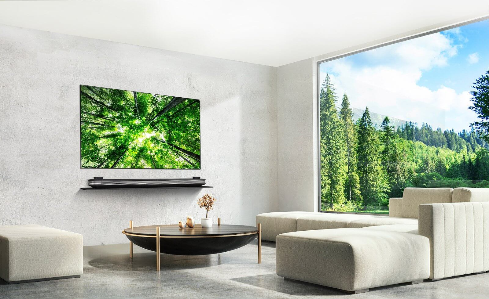 Телевизор LG OLED65W8 LG SIGNATURE webOS Smart TV LG AI TV 4K Cinema HDR, Dolby Atmos - фото 01_W8_A_Intro_desktop.jpg