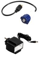 Зарядное устройство и переходник