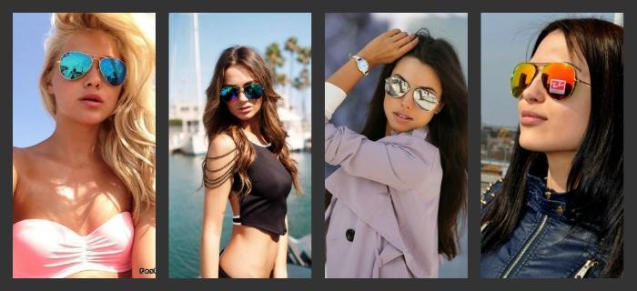 Солнцезащитные очки Aviator капля RB 3026 3C красные - фото 60e20fc409429f74d4f5d6599d0b0906.jpg