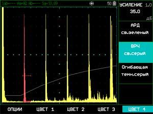 Дефектоскоп ультразвуковой  УСД-60 - фото pic610.jpg