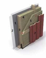 Базальтовая вата Paroc eXtra 50 мм, упаковка 10,08 м² - фото 6