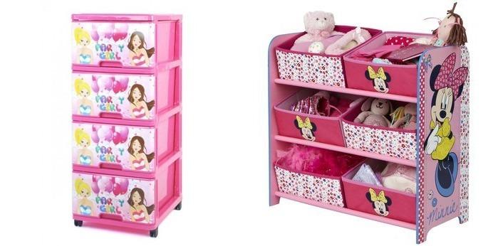 Ящики и бочки для игрушек - фото 4