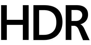 Логотип HDR