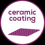Керамическое покрытие Исключительно деликатная укладка