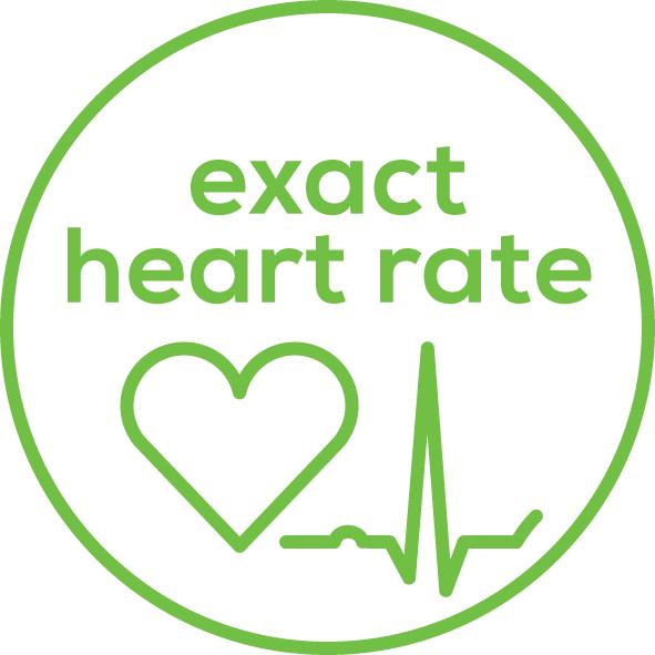 Измерение частоты сердцебиения Точное измерение частоты сердцебиения посредством ЭКГ