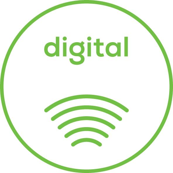 Цифровая передача данных Цифровая передача данных, невызывающая помех