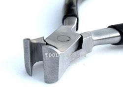 Шарнирно-губцевые инструменты - фото Торцевые кусачки