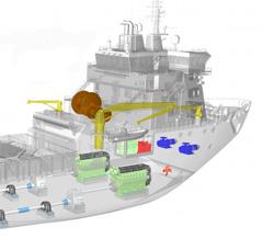 Подшипники SKF обеспечивают надежную работу морских судов