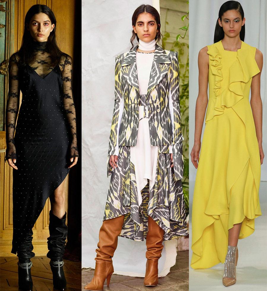 20 модных тенденций 2018-2019 года