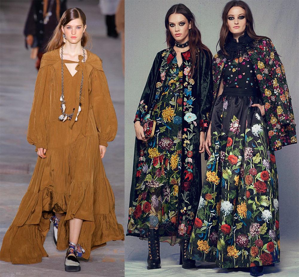 Богемный стиль в моде