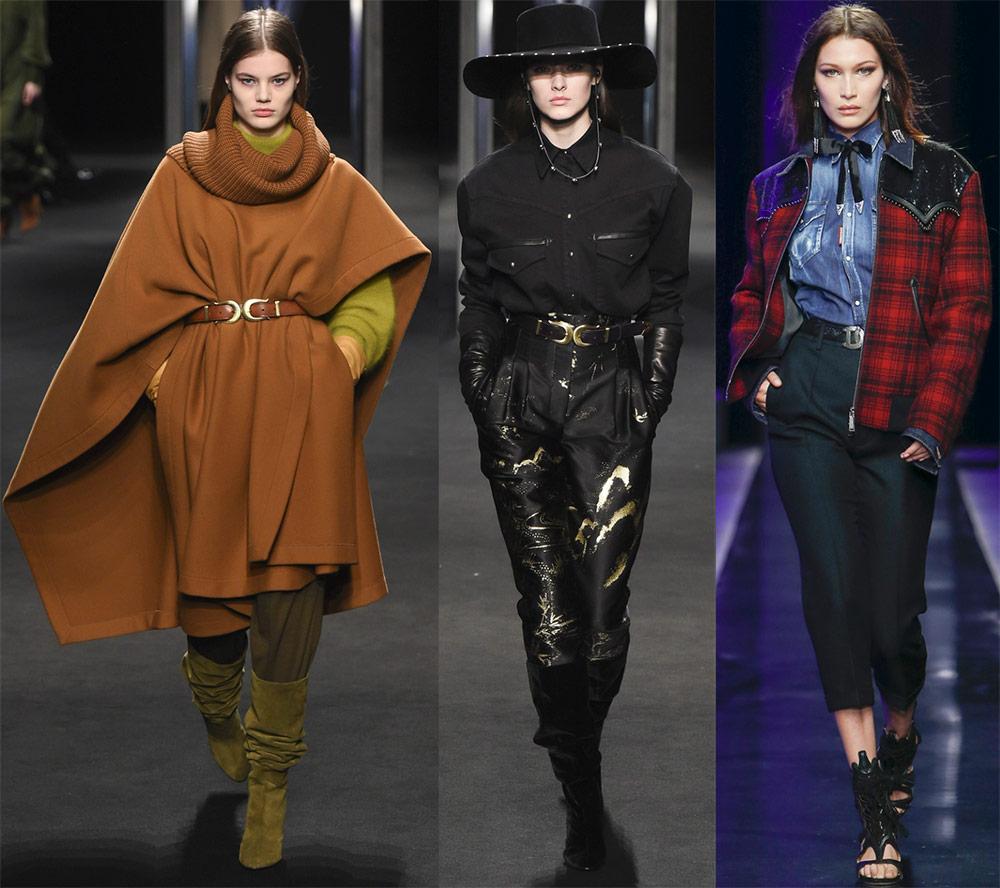 Модные тенденции 2018-2019