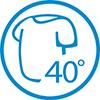 Хлопок 40°
