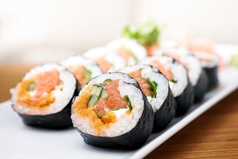 Форма Sushezi для приготовления суши и роллов | суши машина | прибор для роллов - фото n3ug8a73ewsvb3xq1dvb.jpg