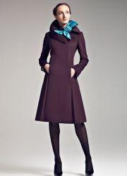 """Женское кашемировое пальто """"Фортуна"""" - фото кашемировое пальто"""