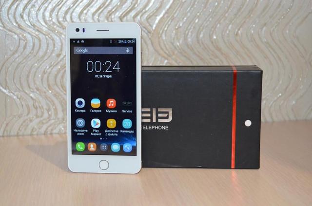 Качественный смартфон Elephone P6i. Сенсорный телефон. WIFI. Интернет магазин. Код: КТМС28 - фото 11