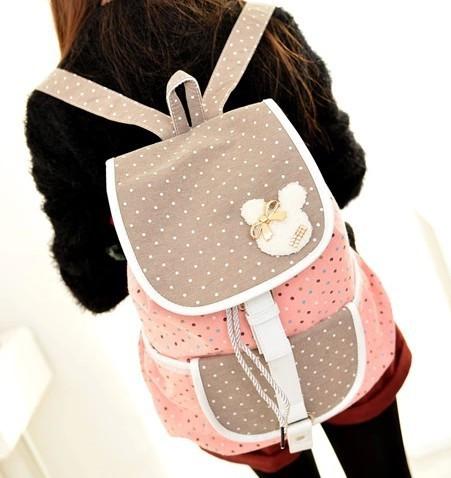 Городской рюкзак. Модный  рюкзак. Рюкзак женский.  Практичный рюкзаки. Код: КРСК39 - фото 12
