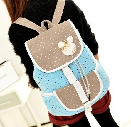 Городской рюкзак. Модный  рюкзак. Рюкзак женский.  Практичный рюкзаки. Код: КРСК39 - фото 9