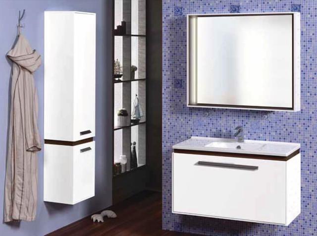 Шкаф зеркальный Мадрид ЗШ-100