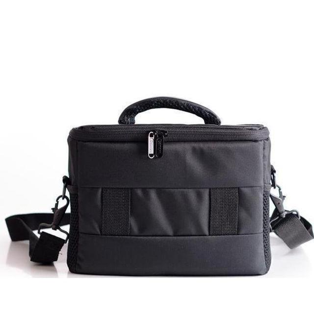 Отличная сумка Canon EOS. Фотосумка Кэнон. Высокое качество. Вместительная сумка. Купить сумку. Код: КДН1079 - фото 10