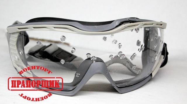 Баллистические очки маска - фото 1