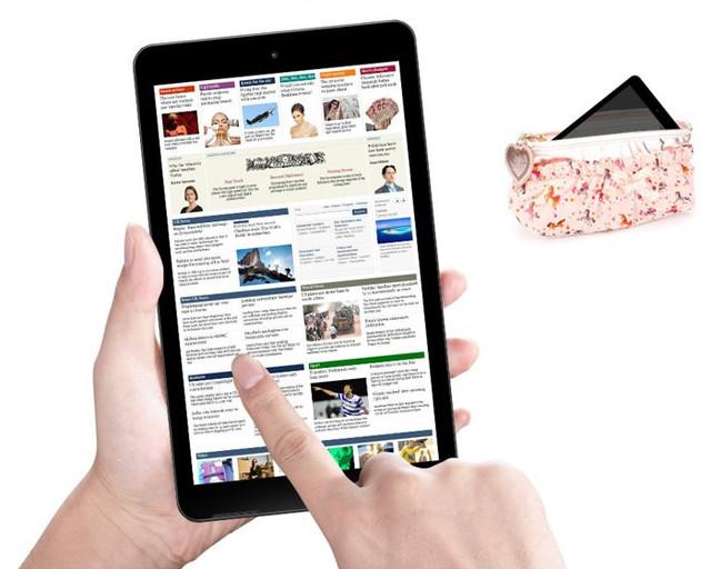 Ультратонкий планшет Teclast P78. 7.2mm. Металлический корпус. IPS 1280x800. Интернет магазин. Код: КТМТ286 - фото 5