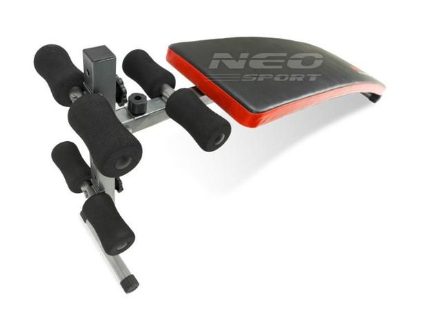 Скамья многофункциональная Neo-Sport NS-09 для пресса - фото 2