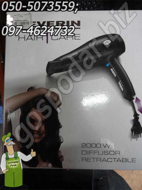 Инструмент для ухода за волосами (машинки для стрижки, фены, плойки, утюжки) - фото 19