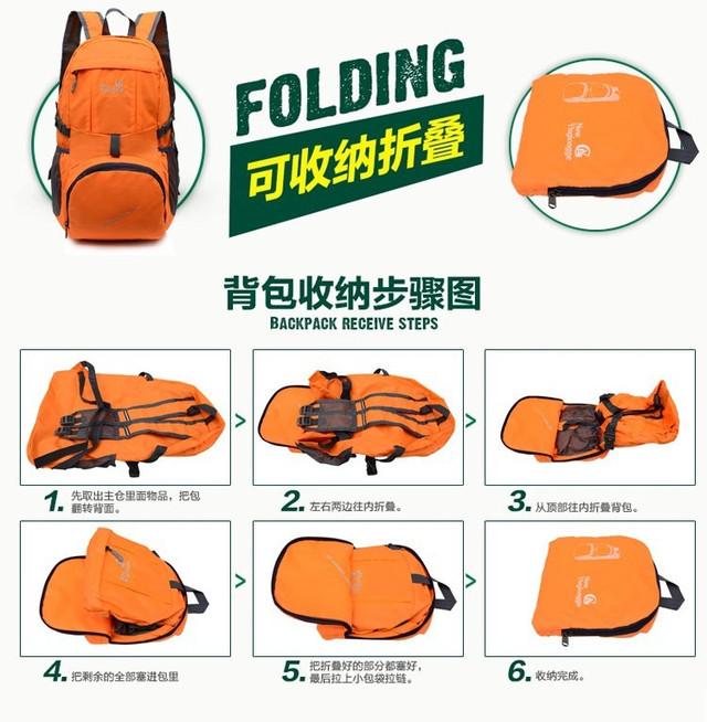 Спортивный рюкзак. Современные рюкзаки. Модный рюкзак. Городской рюкзак. Код: КРСК8 - фото 8