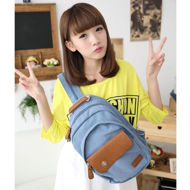 Школьный рюкзак. Модный  рюкзак. Рюкзак женский.  Современные рюкзаки. Код: КРСК27 - фото 6
