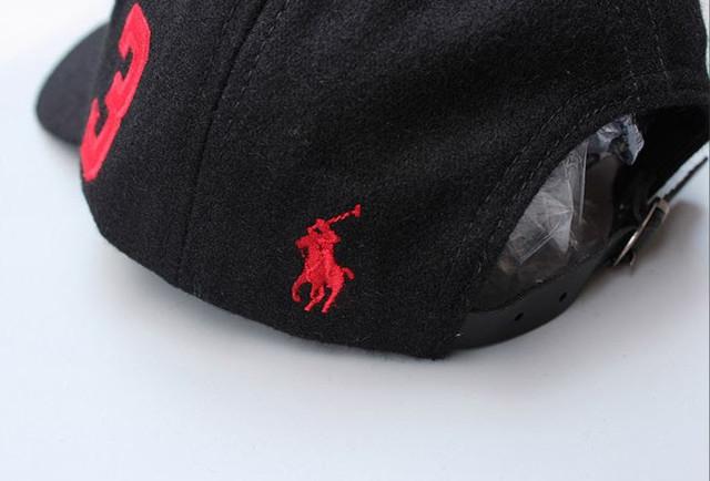 Зимние бейсболки Polo Ralf Lauren. Высокое качество. Оригинальный дизайн. Практичная и удобная. Код: КДН719 - фото 15