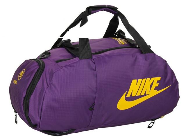 Спортивная сумка Nike. Сумка рюкзак. Качество. Сумки для спорта. Сумки для города. Унисекс. Код: КСС7-2 - фото 6