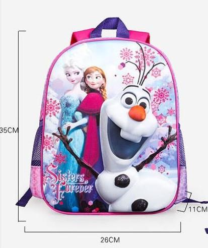 Детский рюкзак. Современные рюкзаки. Модный рюкзак. Школьный рюкзак. Код: КРСК31 - фото 9