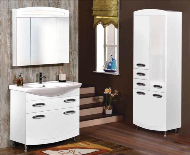 Мебель для ванных комнат Мойдодыр Бонус 95