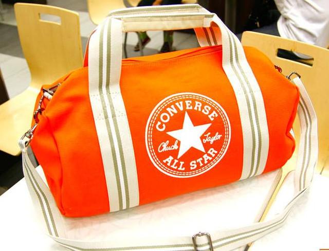 Городская сумка Converse. Спортивная сумка. Дорожная сумка. Мужская сумка. Женская сумка. Холст Код: КСС2 - фото 8