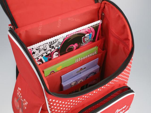 Рюкзак школьный, ортопедический Hello Kitty KITE HK15-501-1S - фото 7