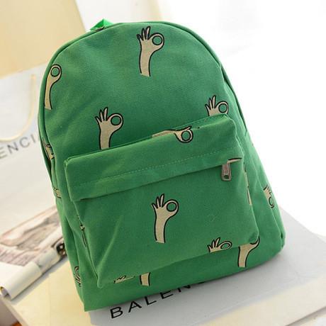 Городской рюкзак. Модный  рюкзак. Рюкзак для студентов. Современные рюкзаки. Код: КРСК9 - фото 2