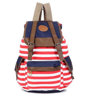Городской рюкзак. Стильный  рюкзак. Женский рюкзак.  Современные рюкзаки. Код: КРСК18 - фото 4