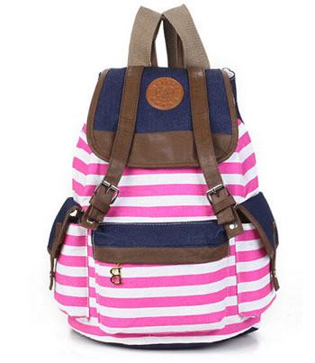 Городской рюкзак. Стильный  рюкзак. Женский рюкзак.  Современные рюкзаки. Код: КРСК18 - фото 5