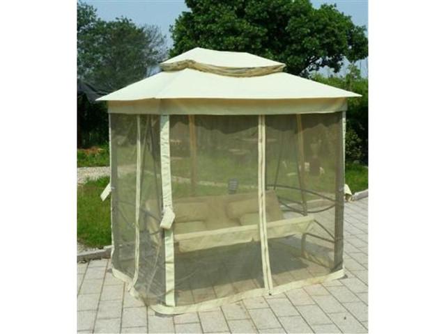 Качель-кровать садовая 3-ех местная HOLLYWOOD - фото 3