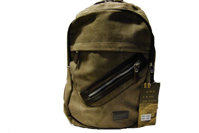 Городской стильный рюкзак. Повседневный  рюкзак. Рюкзаки унисекс. Современные рюкзаки. Код: КРСС11 - фото 1