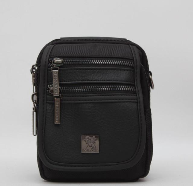 33f2543b4a42 Сумка выглядит стильно, благодаря эргономичной форме и классическому  черному цвету, который отлично сочетается с фурнитурой. Сумку удобно носить  на плече ...