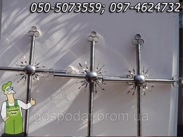 Кресты из нержавеющей стали - фото 5