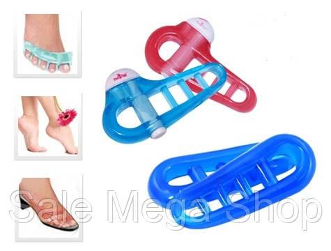 Массажер для пальцев ног Pampered Toes Sensation (Пэмперд Тус) - фото 1