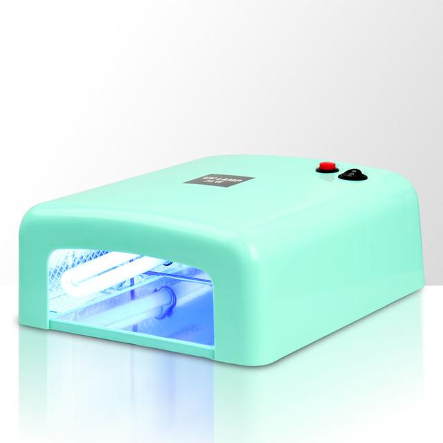 УФ-лампа для сушки ногтей для маникюра 36W (лампа для манікюру, сушіння нігтів) - фото 5