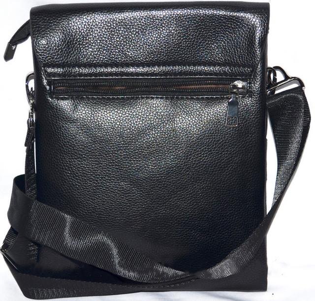Оригинальная мужская сумка. Высокое качество. Деловой стиль. Практичная сумка. Купить онлайн. Код: КДН944 - фото 2