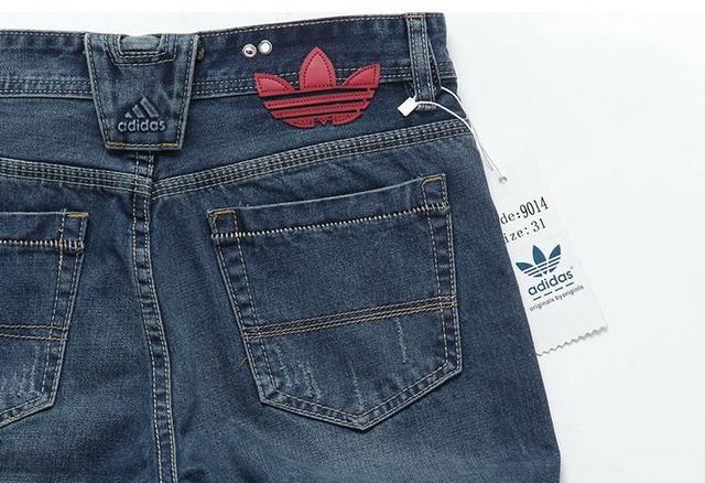 Стильные и модные джинсы Diesel Adidas. Качественные джинсы. Мужские джинсы. Купить в интернете. Код: КДН990 - фото 17