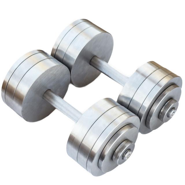 Гантели наборные 2*26 кг (Общий вес 52 кг) Металл (металеві гантелі розбірні наборні разборные для дома) - фото 1