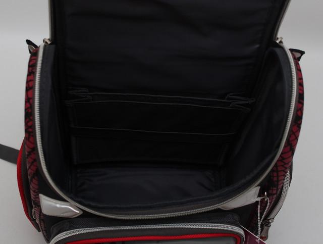 Стильный школьный рюкзак для мальчика. Ортопедический рюкзак. Отличное качество. Низкая цена. Код: КДН347 - фото 5