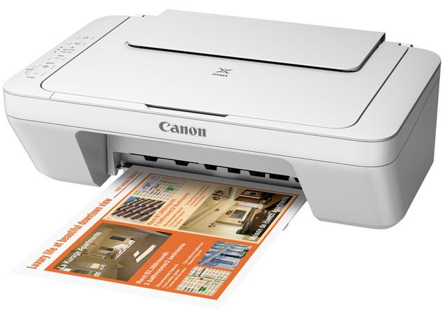 МФУ для печати Canon PIXMA MG2950 (принтер/сканер/копир) - фото 4