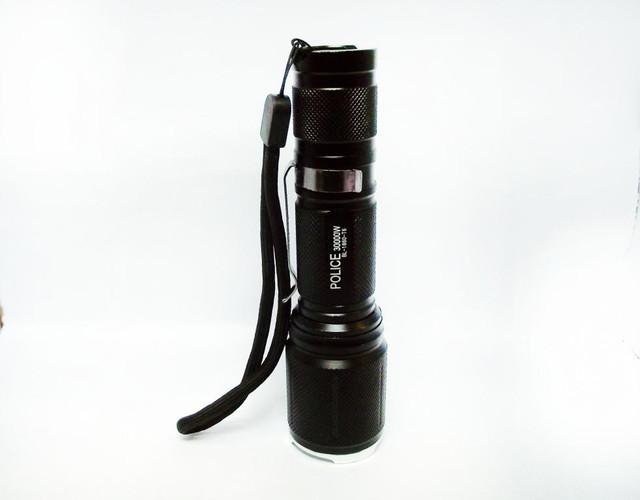 Качественный фонарик Police BL 1860 T6 30000W. Недорогой фонарик на гарантии. Код: КТМ153 - фото 6